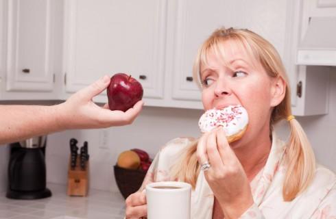Женщины не умеют контролировать свой голод