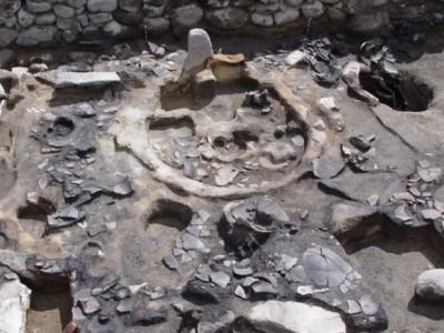 Крепость Гехарот: один из Храмов в Гехарот