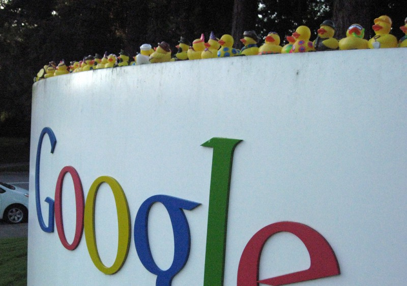 Google убивает запахи