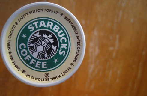 Starbucks откажется от молока