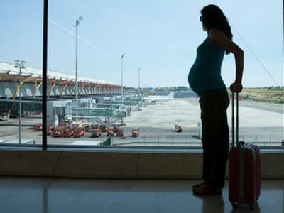 Советы для беременных, которые совершают авиаперелет