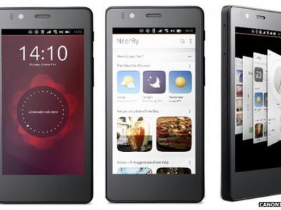Ubuntu смартфон