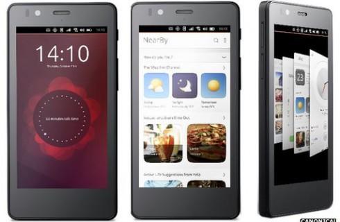 Ubuntu смартфон пытается завоевать рынок