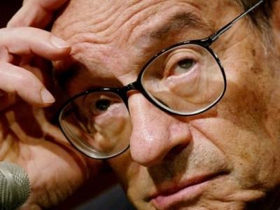 Выход Греции из еврозоны предсказывает Алан Гринспен