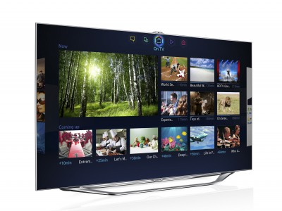 Телевизор следит за вами! Samsung Smart TV