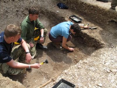 Вирус холеры в останках древнего кладбища