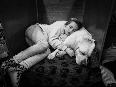 Сон подростков