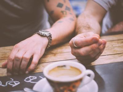 Пальцы мужчин
