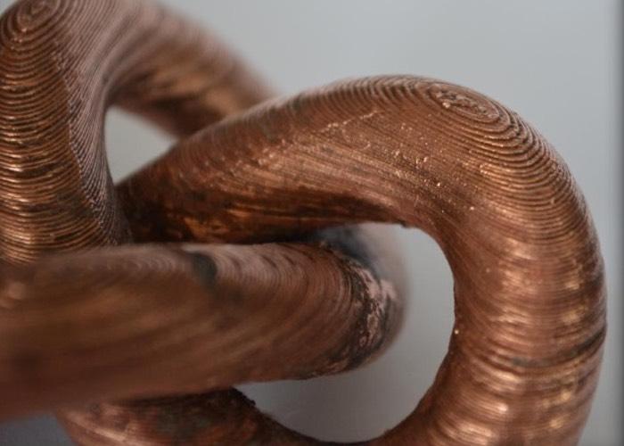 3D-печать становится металлической