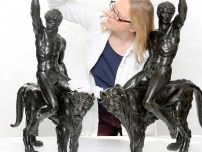 Бронзовые статуи Микеланджело