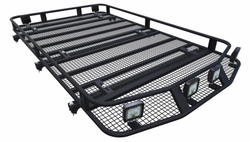 Как выбрать и установить багажник на крышу авто?