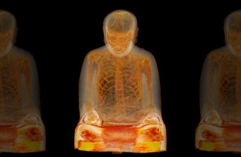 Что скрывает Будда