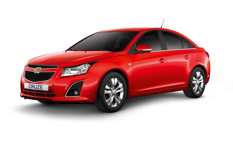 Chevrolet Cruze 2015 – новый солидный дизайн, улучшенная система безопасности и доступный интернет