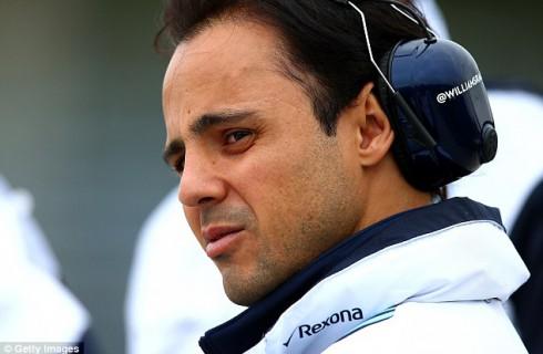 Фелипе Масса бросает вызов Mercedes