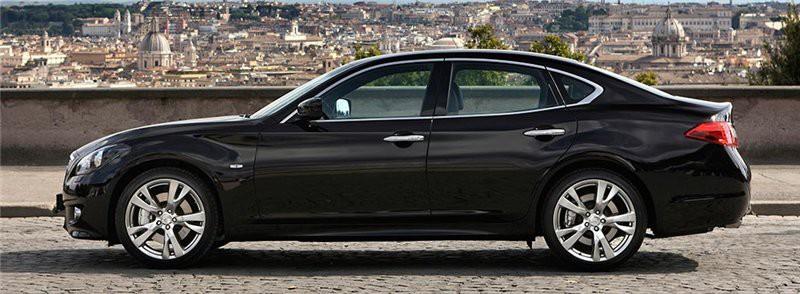 Infiniti Q70 – воплощение естественной элегантности и безопасной скорости