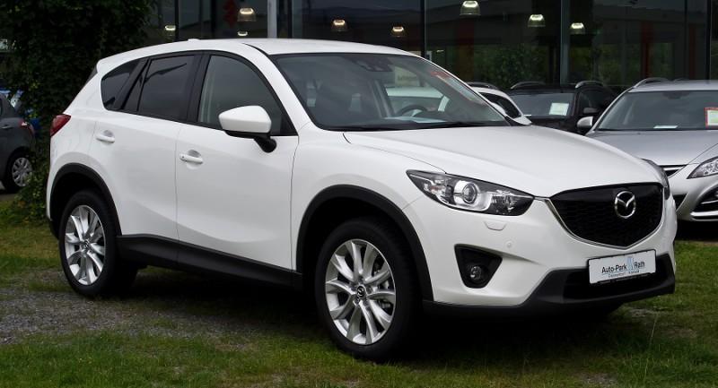 Диагностика автомобилей Mazda
