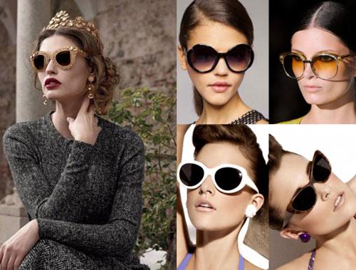 Выбираем солнцезащитные очки к лету!
