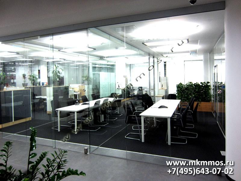 Преимущества офиса в стиле «open space»