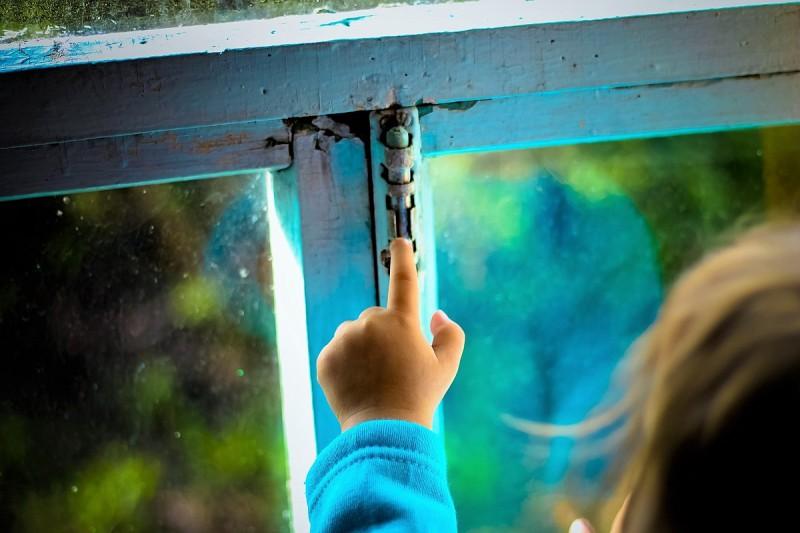 Окна – серьезная опасность для детей