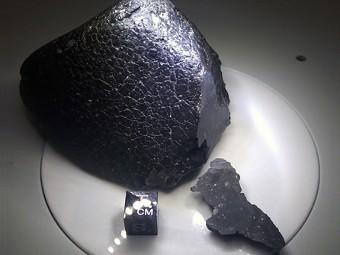 Марокканский метеорит прилетел с Марса
