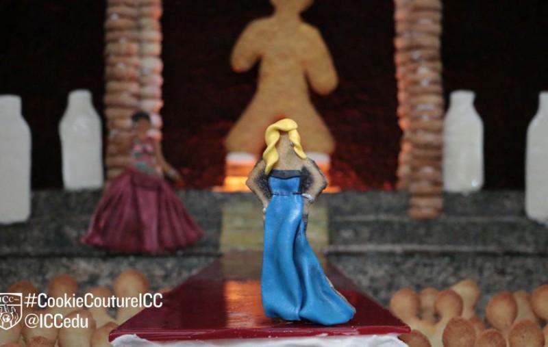 Кондитеры воссоздают церемонию Оскар