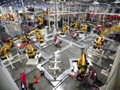 Роботы на предприятиях