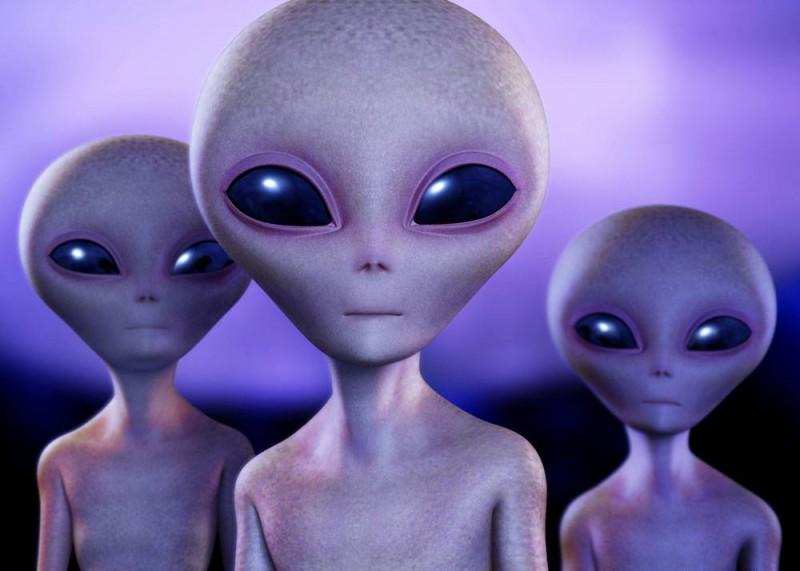Ученые утверждают, что пришельцы живут в земной коре