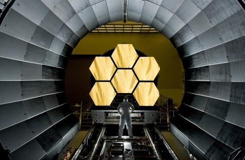 Новости о главном сопернике телескопа Хаббл