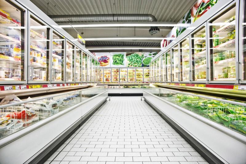 Супермаркет удивляет не только скидками