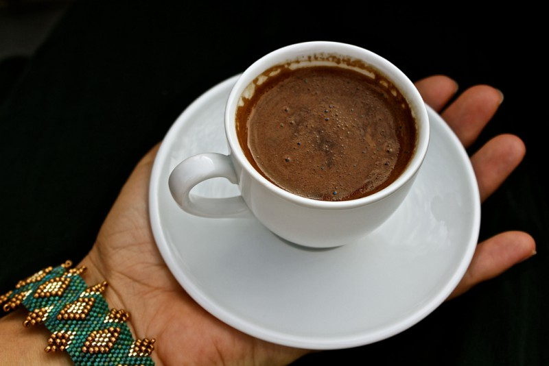 Кофе очистит сосуды