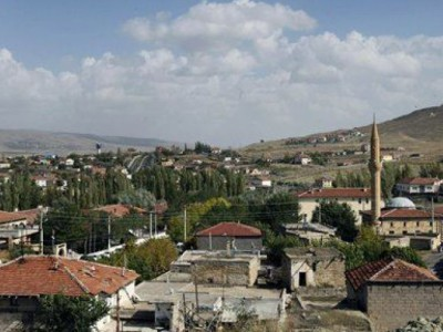 Древний город был найден в провинции Невшехир