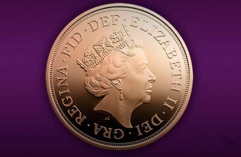 Монеты Британии получат новое изображение королевы
