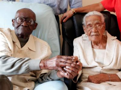 Супруги-долгожители