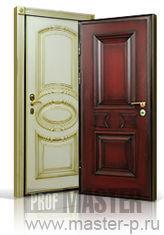 Входные железные двери в квартиру