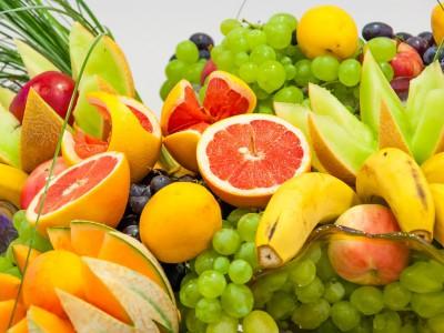 Полезные углеводы: фрукты