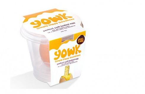 В магазинах будут продавать приготовленные яйца