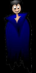 Человек с голубой кровью