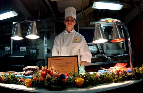 Школы спасут профессиональные повара