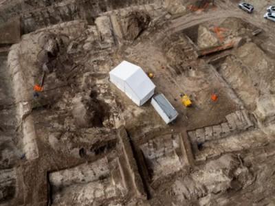 Могила древнего князя: раскопки древнего погребального комплекса