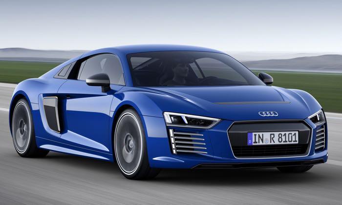 На рынок выходит экономичный Audi R8 E-Tron