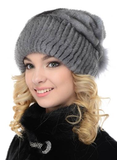 Как выбрать шапку к норковой шубе