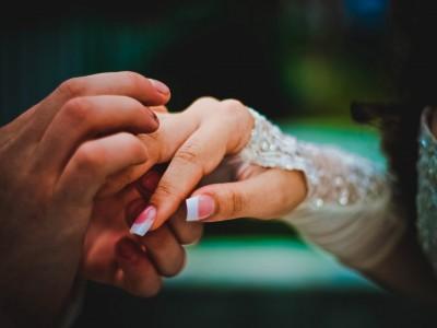 В день свадьбы…