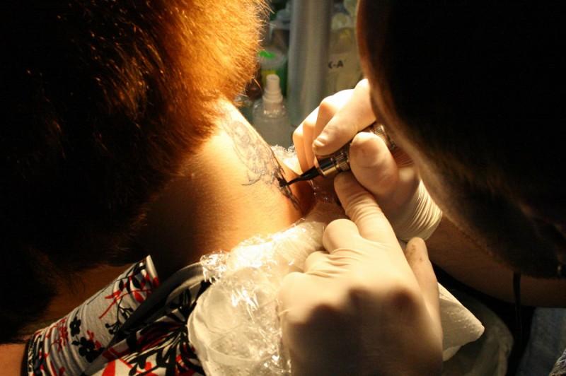 Татуировка — вид современного изобразительного искусства