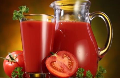 Томатный сок поможет решить проблему лишнего веса