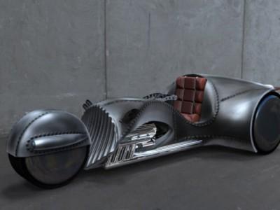 Мотоцикл Rivet