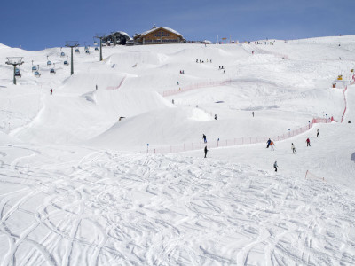 Горно-лыжный курорт Италия Мадонна ди Кампильо