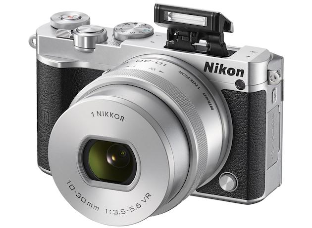 Новый Nikon J5 способен снимать 4К-видео