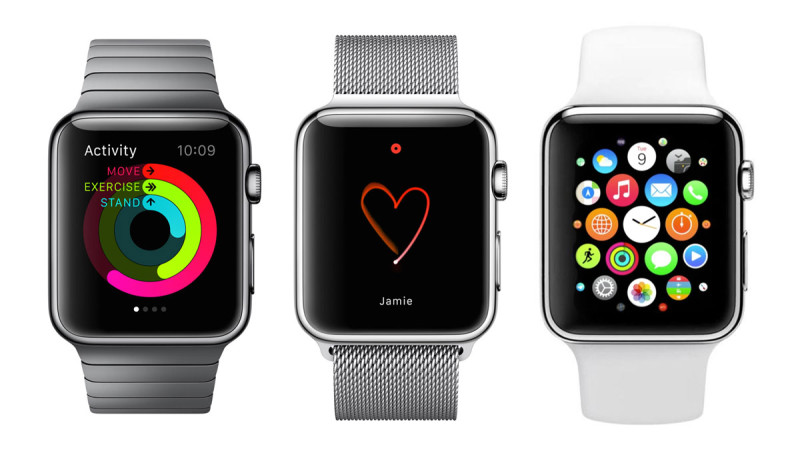 Apple Watch – сутки после старта продаж