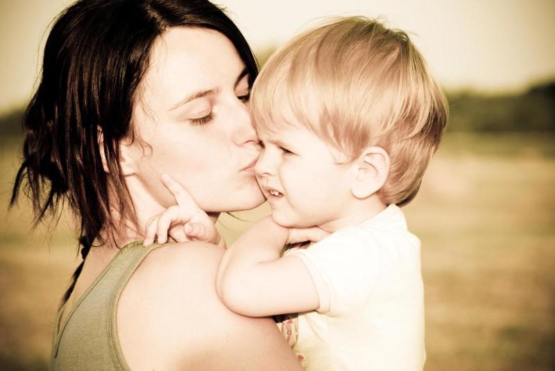 Дети при мамах не рискуют