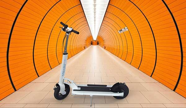 Электросамокат – оригинальное средство передвижения